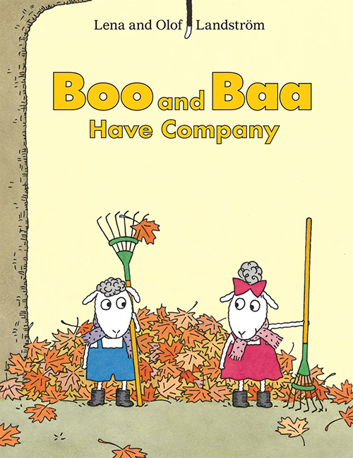 Boo and Baa have company