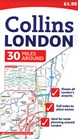 30 Miles around London, Collins 1:95.000