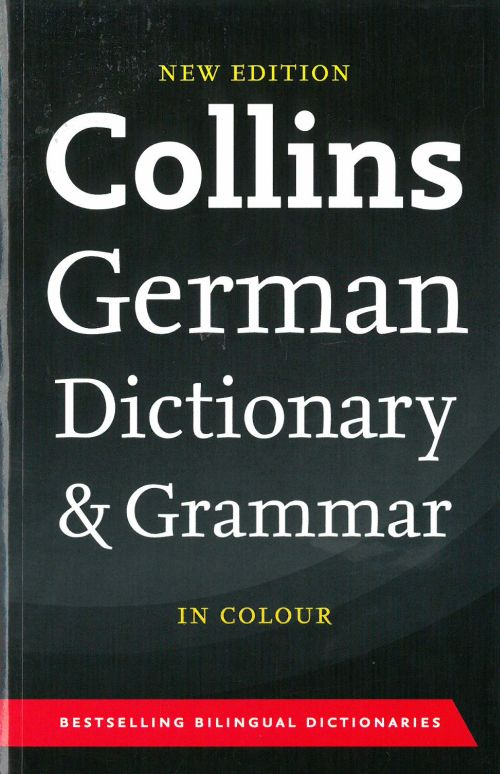 Collins German Dictionary and Grammar (PB) - 7th ed. 2014