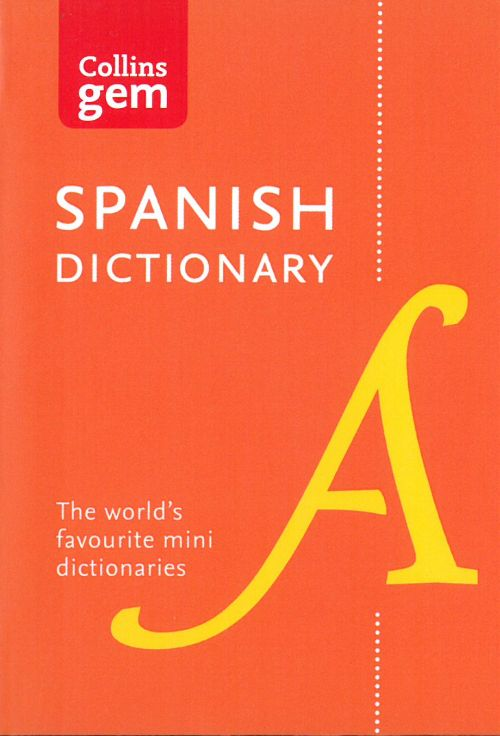 Collins GEM Spanish Dictionary (vinyl cover)
