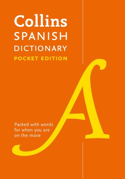 Collins Spanish Dictionary: Pocket Edition (vinyl cover) - 8th edition