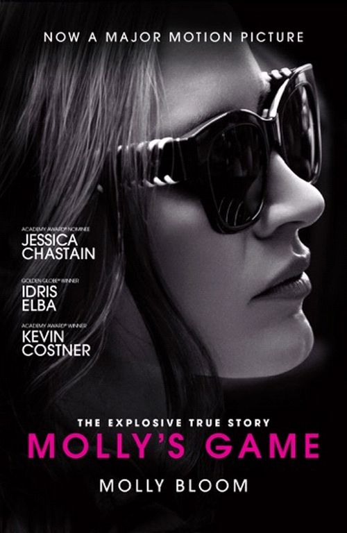 Molly's Game: From Hollywood's Elite to Wall Street's Billionaire Boys Club (PB) - Film tie-in