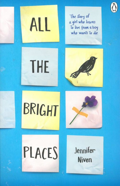All the Bright Places (PB) - B-format