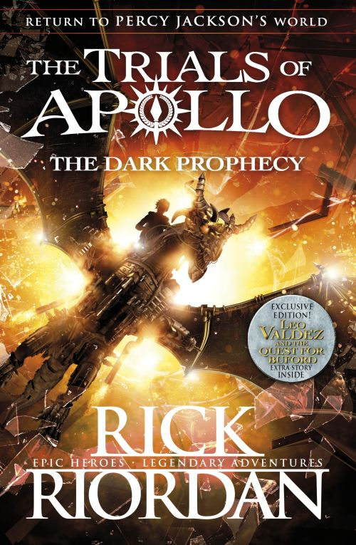 Dark Prophecy, The (PB) - (2) The Trials of Apollo - C-format