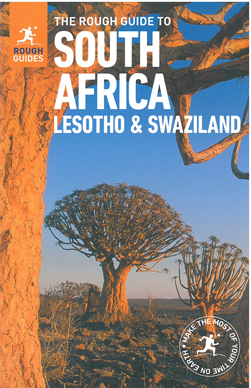 South Africa, Lesotho and Swaziland, Rough Guide (9th ed. Feb. 18)