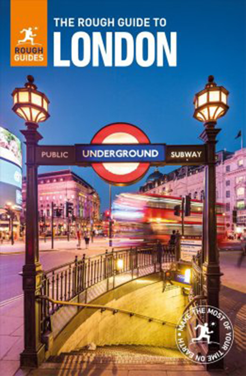 London, Rough Guide (12th ed. Feb. 18)