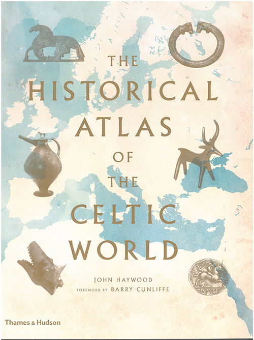 Historical Atlas of the Celtic World, The (PB)