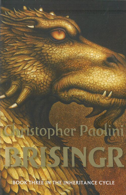 Brisingr (PB) - (3) The Inheritance Cycle - B-format