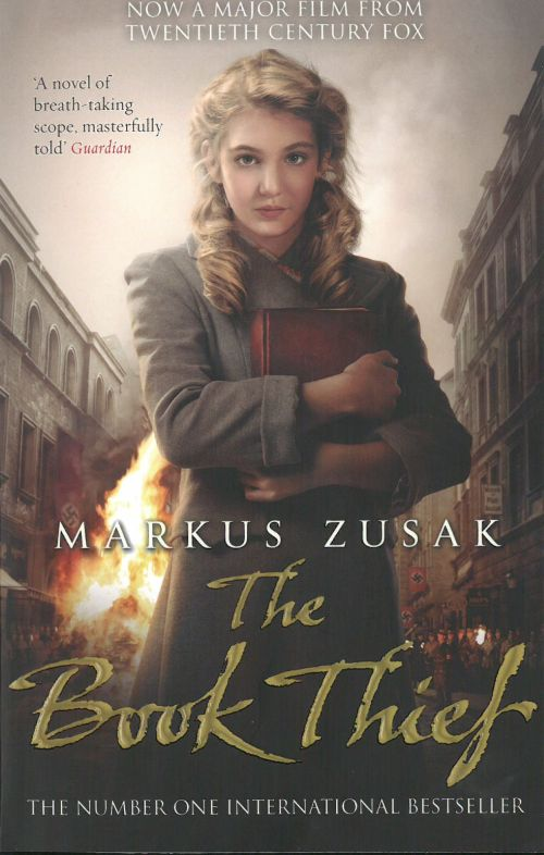 Book Thief, The (PB) - B-format - Film tie-in