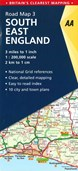 AA Road Map Britain 3: South East England