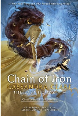 Chain of Iron (PB) - (2) The Last Hours - C-format