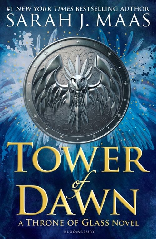 Tower of Dawn (PB) - (6) Throne of Glass - B-format