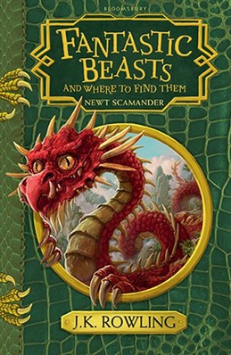 Fantastic Beasts and Where to Find Them: Hogwarts Library Book (PB) - B-format