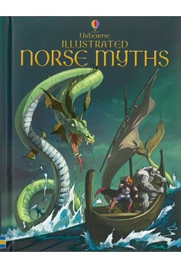 Illustrated Norse Myths (HB)