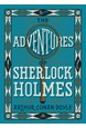 Adventures of Sherlock Holmes, The (HB) - Barnes & Noble Leatherbound Classics