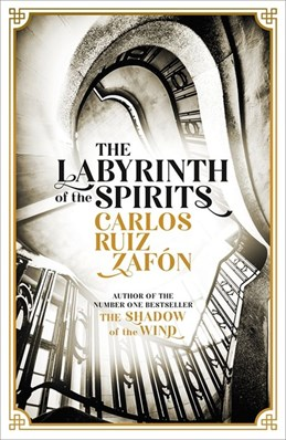 Labyrinth of the Spirits, The (PB) - C-format