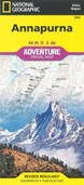 Annapurna Adventure Travel Map