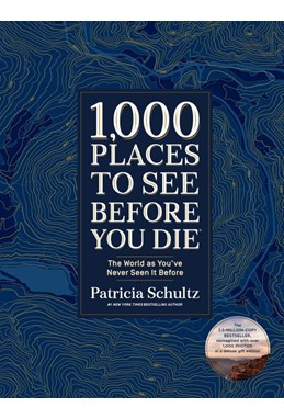 1000 places to see before your die: Deluxe edition (HB)