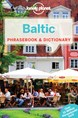 Baltic Phrasebook & Dictionary, Lonely Planet (3rd ed. Sept. 13)