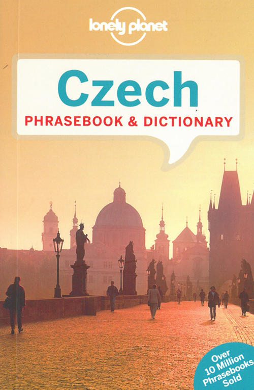 Czech Phrasebook & Dictionary, Lonely Planet (3rd ed. Mar.13)