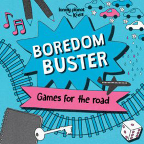 Boredom Buster, Lonely Planet (1st ed. Apr. 16)