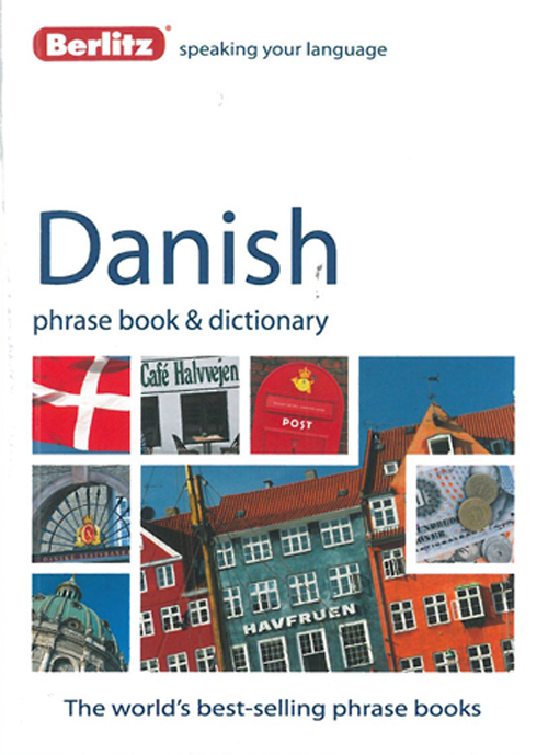 Danish Phrasebook & Dictionary - Berlitz (PB)