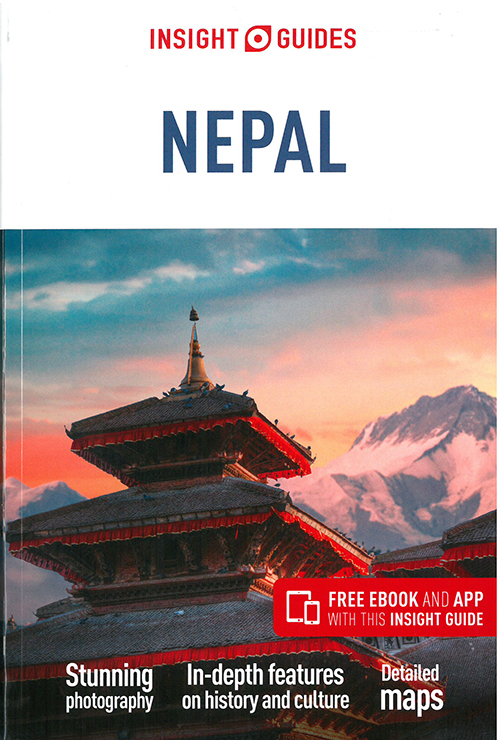 Nepal, Insight Guides (7th ed. Jan. 18)