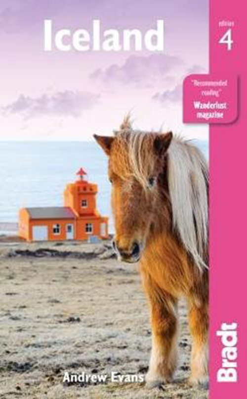 Iceland, Bradt Travel Guide (4th ed. Nov. 17)
