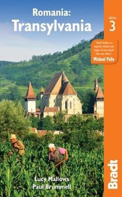 Romania: Transylvania, Bradt Travel Guide (3rd ed. Nov. 17)