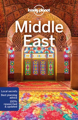 Middle East, Lonely Planet (9th ed. Sept. 18)