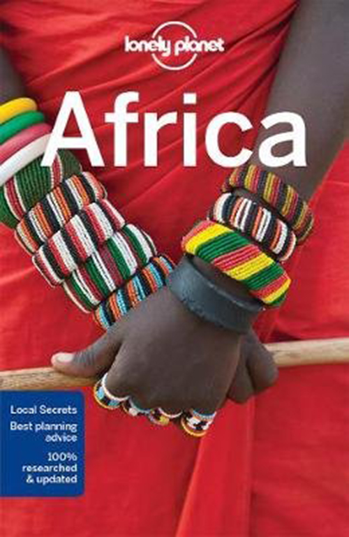 Africa, Lonely Planet (14th ed. Nov. 17)