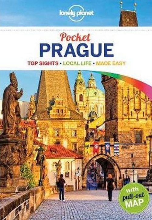 Prague Pocket, Lonely Planet (5th ed. Nov. 17)