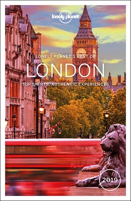 Best of London 2019, Lonely Planet (3rd ed. Sept. 18)