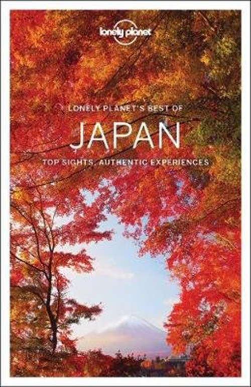 Best of Japan, Lonely Planet (1st ed. Nov. 17)