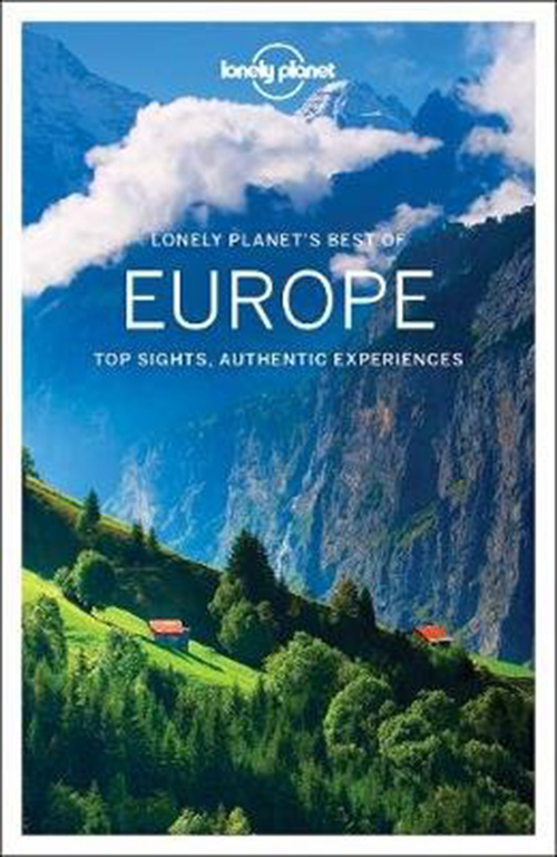 Best of Europe, Lonely Planet (1st ed. Nov. 17)