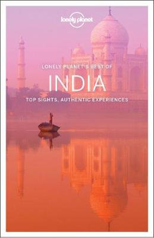 Best of India, Lonely Planet (1st ed. Nov. 17)