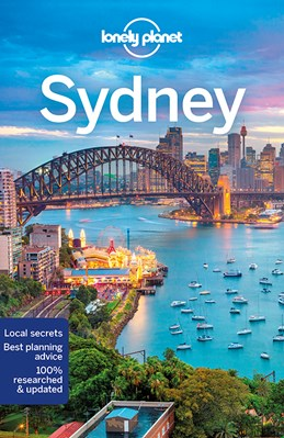 Sydney, Lonely Planet (12th ed. Dec. 18)