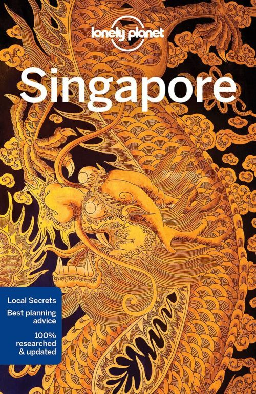 Singapore, Lonely Planet (11th ed. Feb. 18)