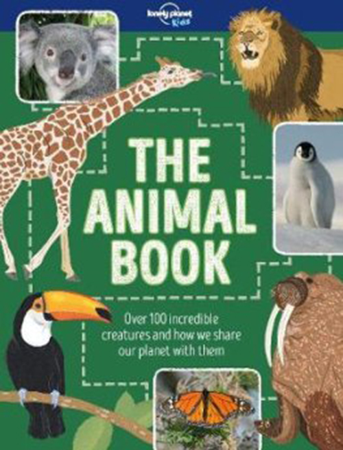 Animal Book, The, Lonely Planet (1st ed. Sept. 17)