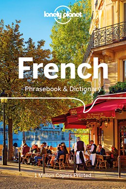 French Phrasebook & Dictionary, Lonely Planet (7th ed. Sept. 18)