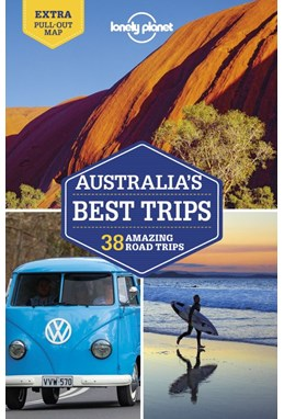 Australia's Best Trips, Lonely Planet (2nd ed. Nov. 2019)