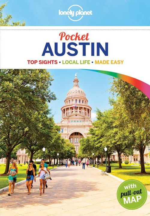 Austin Pocket, Lonely Planet (1st ed. Feb. 18)