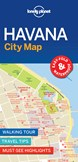 Havana City Map, Lonely Planet (1st ed. Nov. 18)