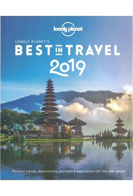 Lonely Planet's Best in Travel 2019 (Oct. 18)