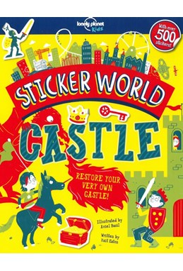 Sticker World: Castle (1st ed. Feb. 19)