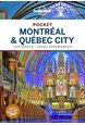 Montreal & Quebec City Pocket, Lonely Planet (1st ed. Feb. 2020)