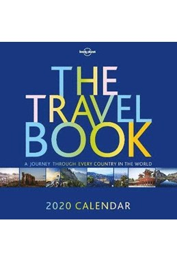 Travel Book Calendar 2020, The (July 19)