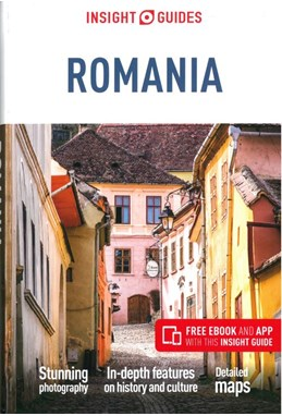 Romania, Insight Guide (2nd ed. Aug. 19)