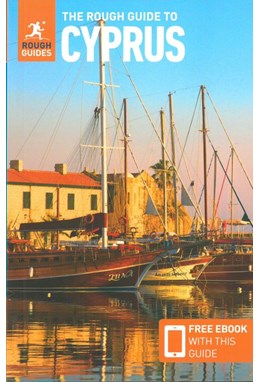 Cyprus, Rough Guide (9th ed. Aug. 19)