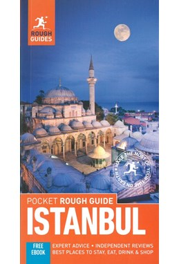 Istanbul Pocket, Rough Guide (4th ed. Aug. 19)